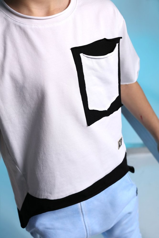 T-shirt WHITE&BLACK